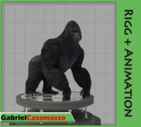 gorilla x