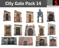 City Gate  Pack 14