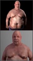 human man male obj