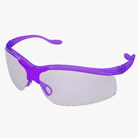 Medical Safety Glasses 2 Violet