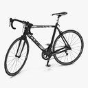 road bicycle 3D models