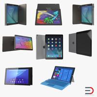 3d model tablets 2 tab