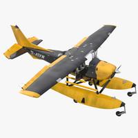 cessna 172 black seaplane max