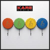 3d hangers kare coat rack