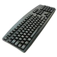 3d model computer keyboard