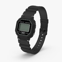 digital watch max