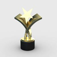 award trophy 2 3d 3ds
