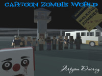 3d cartoon world