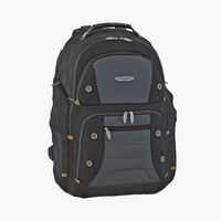 max backpack 2 black