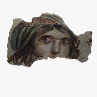 gypsy girl mosaic max