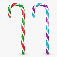 max realistic candy cane 03
