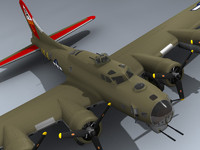 B-17G Flying Fortress (Little Patches)