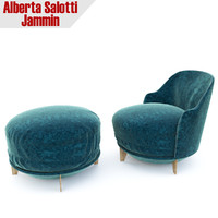 Chair Jammin from Alberta Salotti