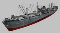 SS John W. Brown Liberty ship