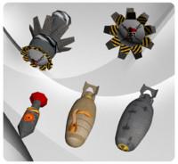 max plane bombs