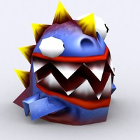 crazy micromonsters - 3d 3ds