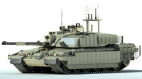 max challenger 2 mbt tank