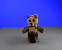 3d fuzzy teddy bear