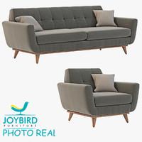 3d joybird hughes