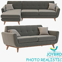 3d model of joybird hughes