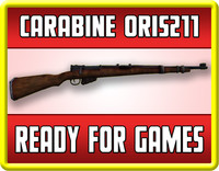 carabine 2 3d model