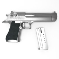 Gun similar to Desert Eagle .44 Magnum