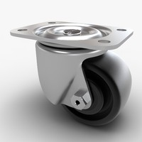 caster wheel max