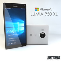 3ds microsoft lumia 950 xl
