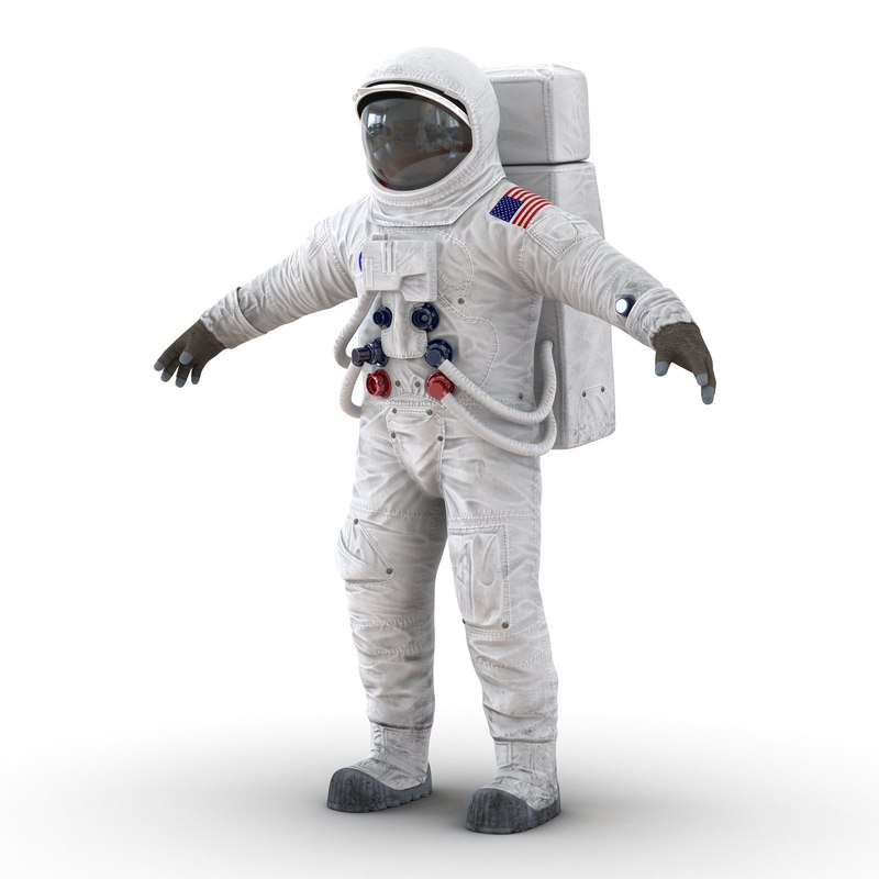 A7L Apollo and Skylab Spacesuit 3d model 02.jpg