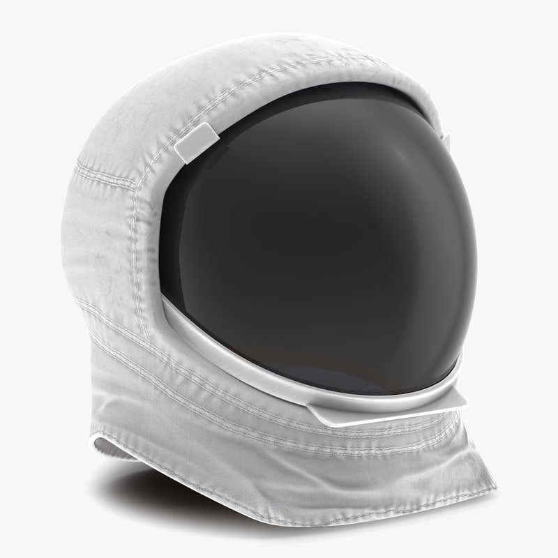 A7L Spacesuit Helmet 3d model 01.jpg