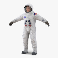 astronaut nasa wearing spacesuit max
