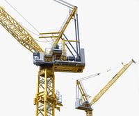 Tower crane LIEBHERR 710 HC-L Litronic
