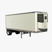 lwo great dane 28ft reefer