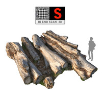 3d logs ultra hd 8k