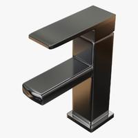 water tap 1 3d model