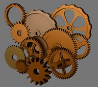 gears 3d ma