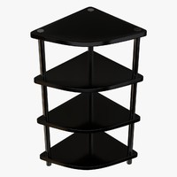 corner table 3d model