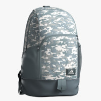 obj military camouflage backpack