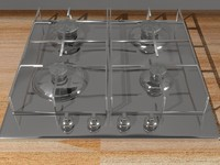 cooking surface
