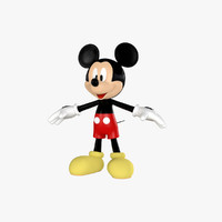 mickey mouse 3d 3ds