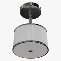 3d model ceiling lamp chandelier