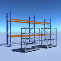 industrial rack pack