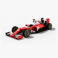 ferrari 2016 concept 3d 3ds