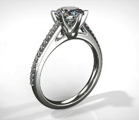 Solitaire Ring Diamonds
