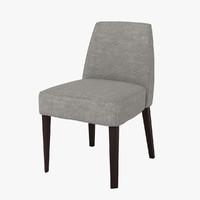 3d alto febo chair model