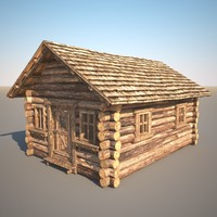 max wooden house