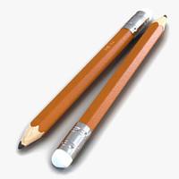 max short pencil generic