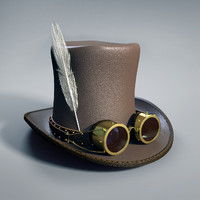 Hat steampunk