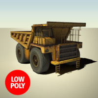 max truck dumptruck dump