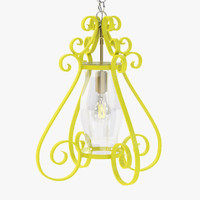 light pendant urbanelectricco 3ds